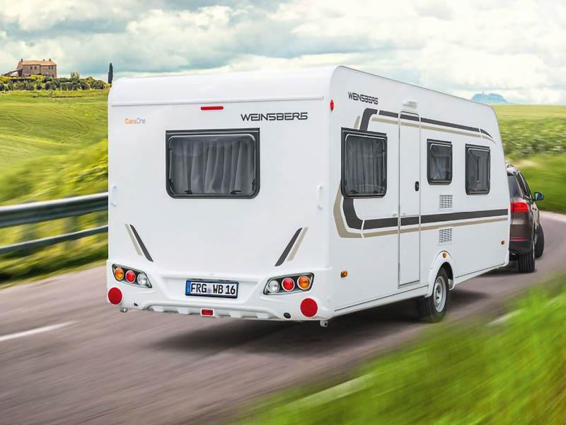 Weinsberg CaraOne 500 FDK