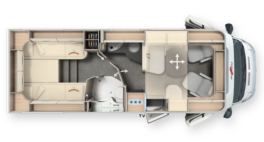 Malibu T 460 LE